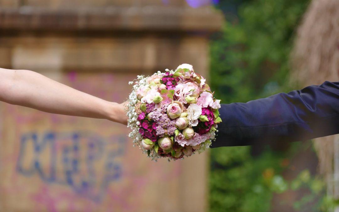 4 trucos para que tus invitados deseen tu ramo de flores